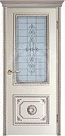 Комплект двери ЧФД Аполлон ДО с капителью