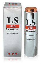 Интимный дезодорант для женщин LoveSpray Deo, 18 мл
