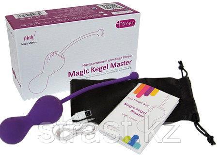 Magic Kegel Master тренажер Кегеля (с индикатором давления)