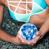 FLESHLIGHT TURBO IGNITION Мастурбатор голубой лед, фото 2
