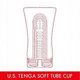 TENGA Мастурбатор Soft Tube US, фото 2