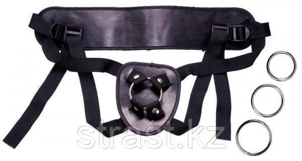 Трусики для страпона со сменными кольцами