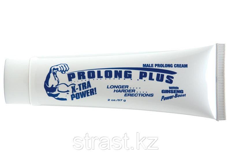 Крем-пролонгатор Prolong Plus with Ginseng Power-Boost, 57 гр.