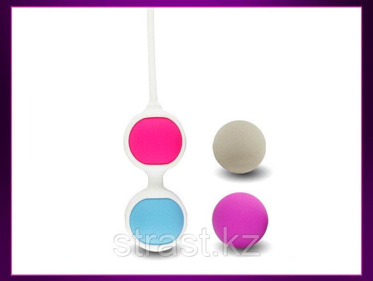 Набор шариков Кегель S1 balls