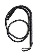 Длинный черный кнут