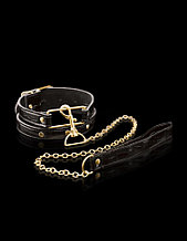 ОШЕЙНИК FF GOLD COLLAR & LEASH