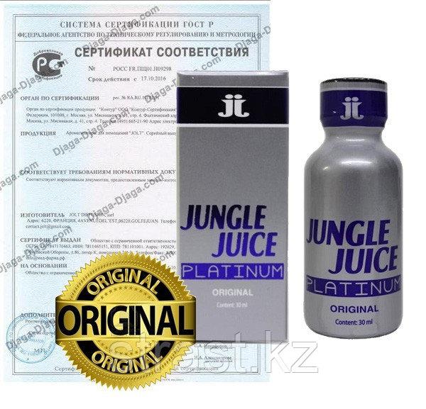 Попперс  Jungle Juice Platinum 30мл. Канада