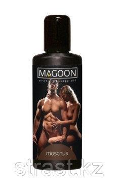 MAGOON Масло массажное Muskus 50 мл