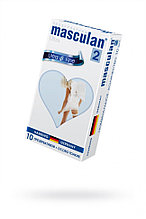 Презервативы особо тонкие с обильной смазкой Masculan Ultra 2 Fine (в уп.10 шт, цена за штуку)