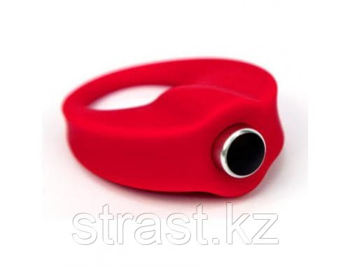Эрекционное кольцо с вибрацией TLC® CaliberVibrating Silicone Cock Ring