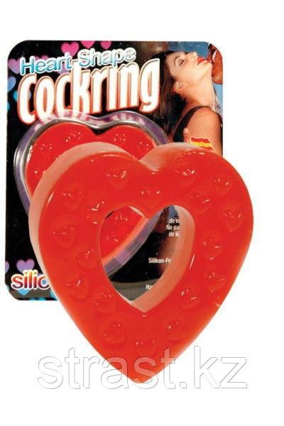Heart Shape Cockring