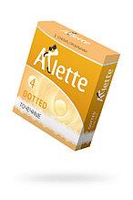 Презервативы точечные ARLETTE DOTTED №3 (в уп.3 шт)