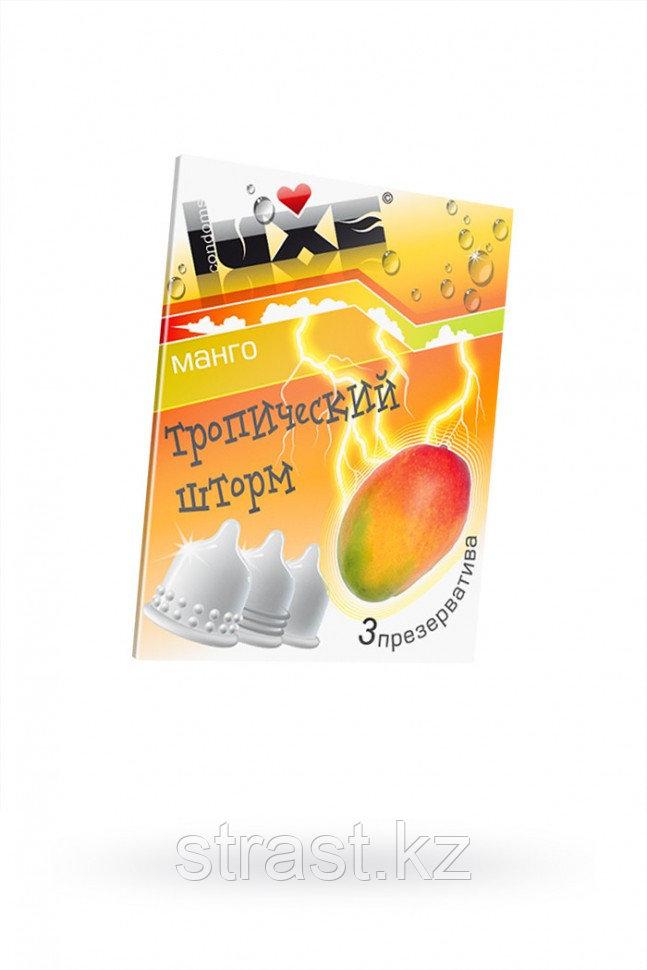 Презервативы Luxe, в ассортименте (в гибкой упаковке)