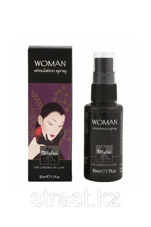 Спрей для Женщин 50МЛ SHIATSU