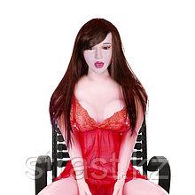 Секс-кукла надувная реалистичная Sex Dolls (с тремя отверстиями)
