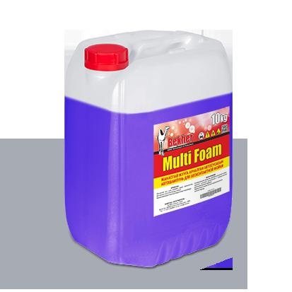 Однокомпонентное средство для бесконтактной мойки Multi foam