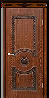 Комплект двери ЧФД Арес ДГ с капителью