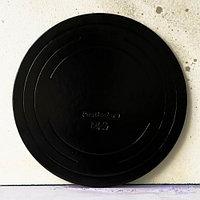 Подложка под торт Черная 26 см 2,5 мм