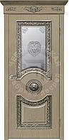 Комплект двери ЧФД Арес ДО с капителью