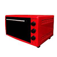 Мини печь Magna MF3615-04RD красный, фото 3