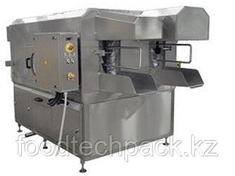 Машина для мойки корзин с ножами 360 шт/час