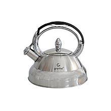 Чайник для кипячения granhel Stainless steel 18/10 KF04 2,6 л