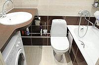 Замена сантехники в ванной и туалете