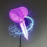 3D Голографический вентилятор Dsee 65X