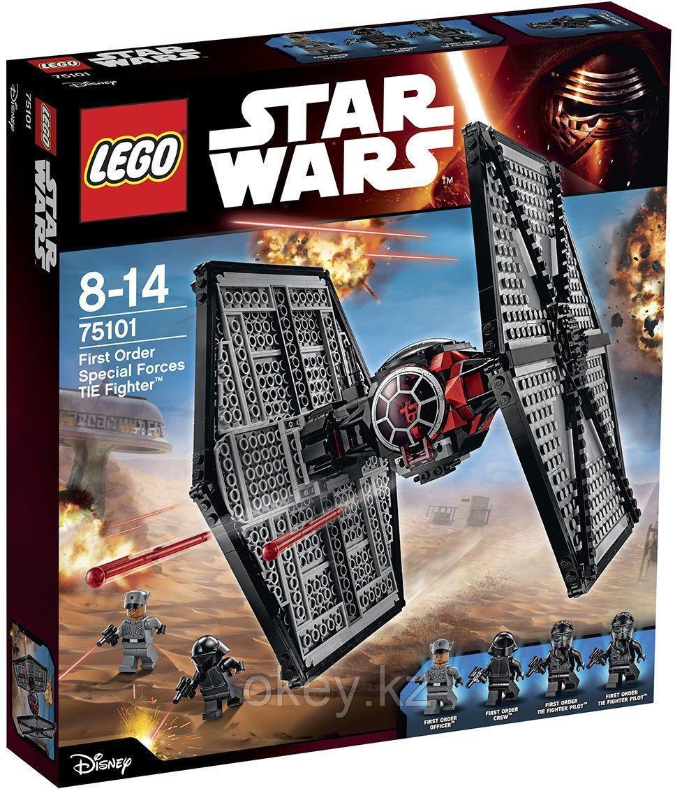 LEGO Star Wars: Истребитель особых войск Первого Ордена 75101