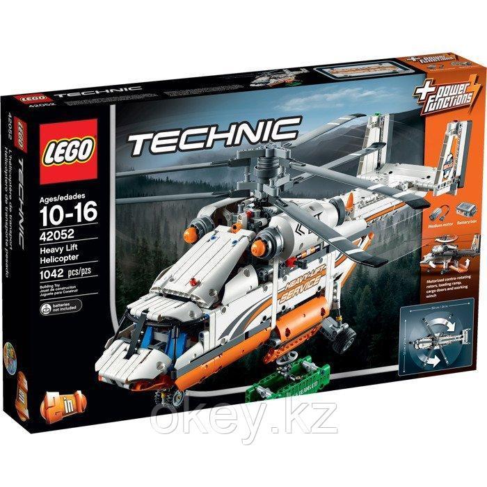 LEGO Technic: Грузовой вертолет 42052