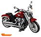 LEGO Creator: Harley-Davidson Fat Boy 10269, фото 3