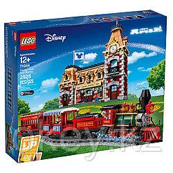 LEGO Disney: Поезд и станция Disney 71044