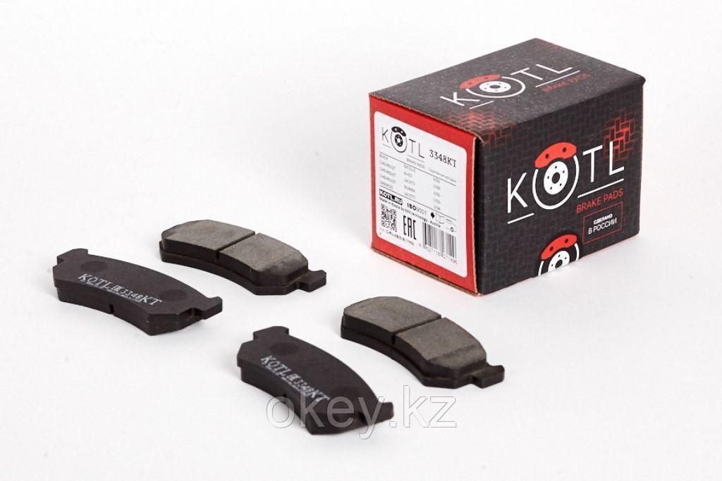 Тормозные колодки Kötl 3348KT