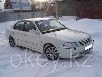 Тормозные колодки Kötl 3352KT для Kia Magentis I (GD) 2.5 V6, 2001-2011 года выпуска.