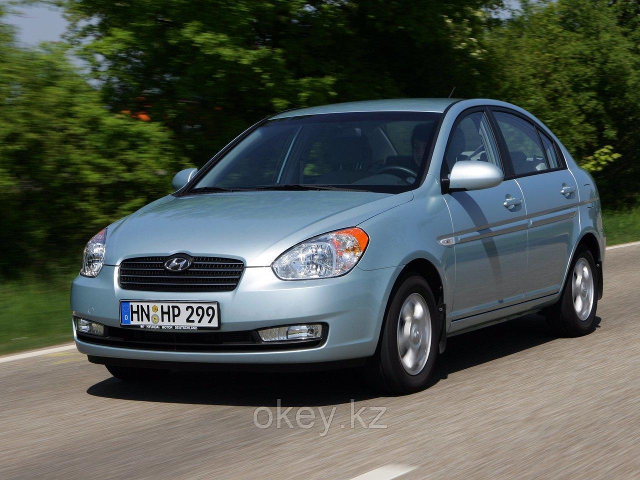 Тормозные колодки Kötl 3421KT для Hyundai Accent III седан (MC) 1.4 GL, 2005-2010 года выпуска.