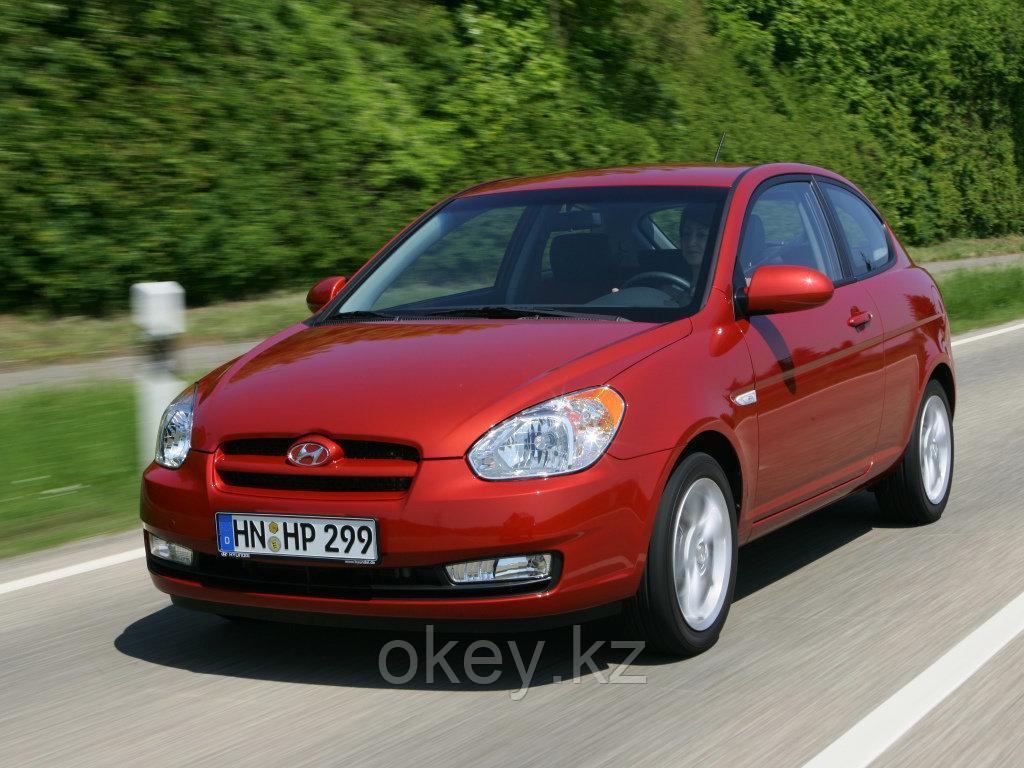 Тормозные колодки Kötl 3421KT для Hyundai Accent III хэтчбек (MC) 1.5 CRDi GLS, 2005-2010 года выпуска.