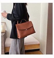 Женская сумка-портфель