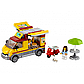 LEGO City: Фургон-пиццерия 60150, фото 2