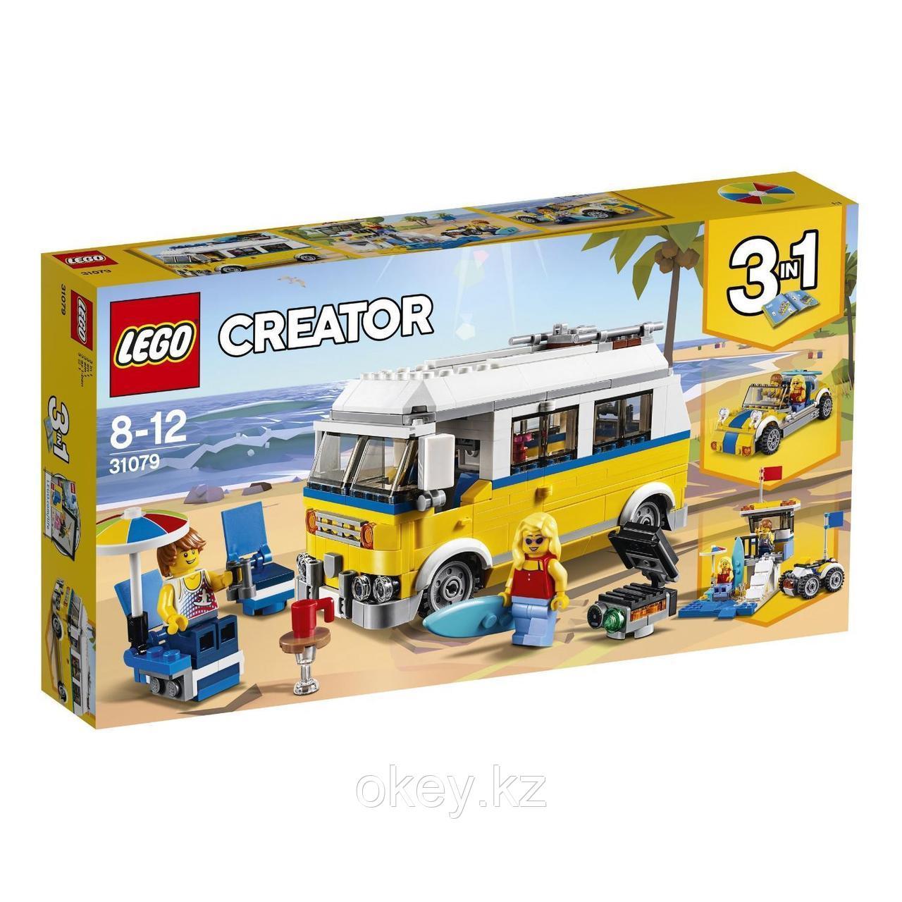 LEGO Creator: Фургон сёрферов 31079