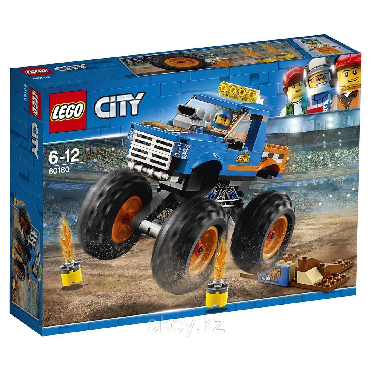 LEGO City: Монстр-трак 60180