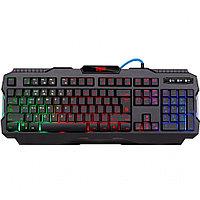 Клавиатура Defender Legion GK-010DL RU, черный, RGB подсветка,19 Anti-Ghost
