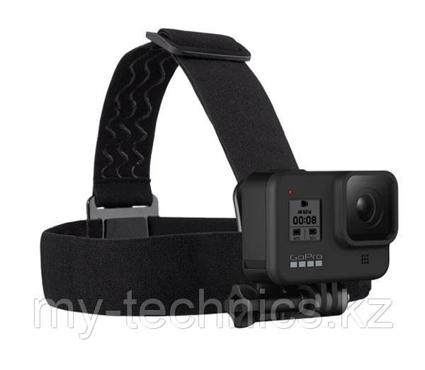 GoPro HERO 8 Black Edition (CHDHX-801-RW) + КРЕПЛЕНИЕ НА ГОЛОВУ GOPRO HEAD STRAP + QUICKCLIP+ Аккумулятор
