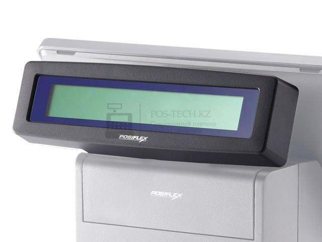 Дисплей покупателя Posiflex PD-310U-B (USB, Black, Rear Mount, для KS-7212)