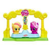 Hasbro My Little Pony Карусель для пони-малышек.