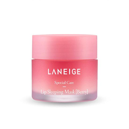Ночная восстанавливающая маска для губ Laneige Lip Sleeping Mask (Berry) 20 мл