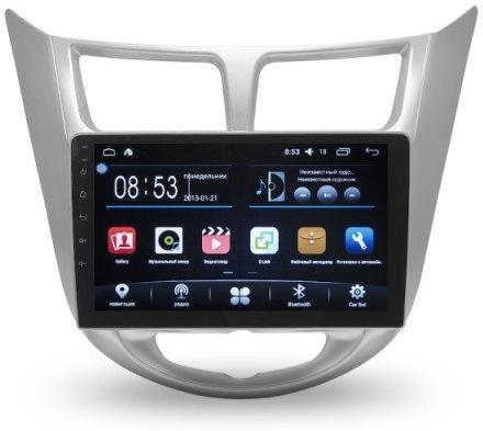 Автомагнитола Hyundai Verna (android, Accent)
