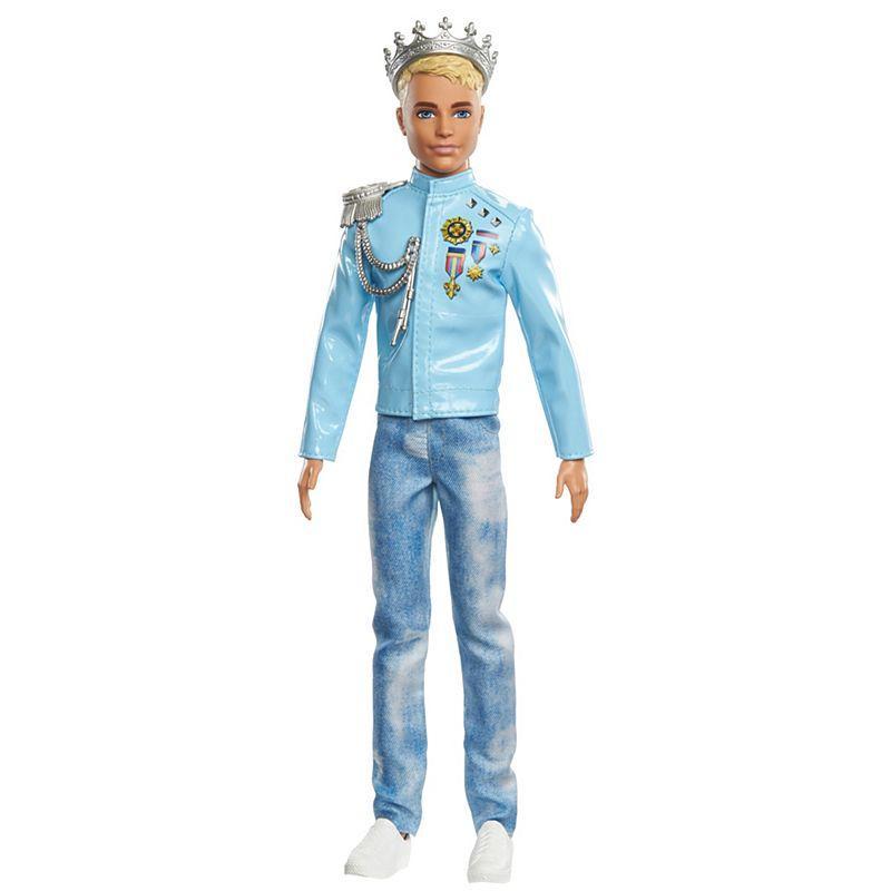 "Barbie ""Приключения Принцессы"" Кукла Принц Кен, Барби"