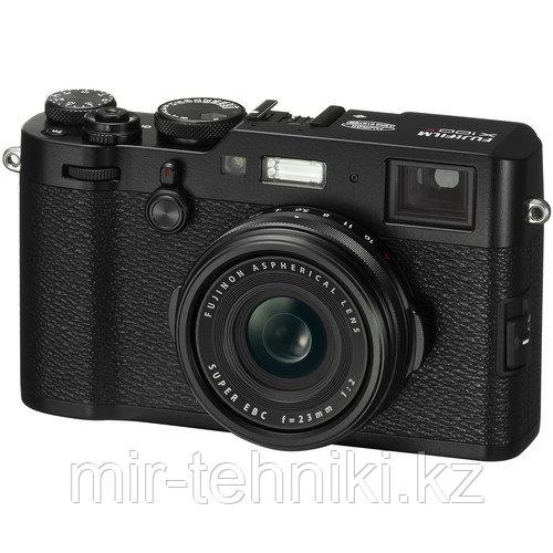 Цифровой фотоаппарат Fujifilm X100F 23mm f/2 Black