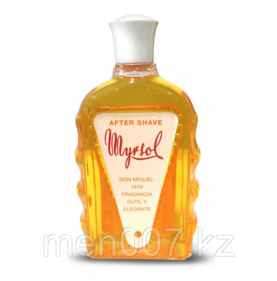 Myrsol DON MIGUEL в стеклянной бутылке (Лосьон-одеколон после бритья)