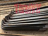 Фундаментный болт анкерный ГОСТ 24379.1-80 производство Тараз, фото 4